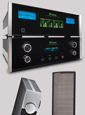 Audio Components auf High End 2016 mit McIntosh Magico Martin Logan u.a.