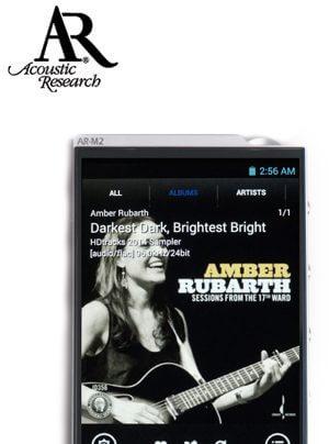 Acoustic Research M2 Mobilplayer / Kopfhörerverstärker