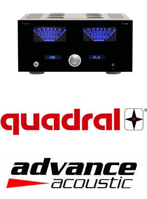 Advance Acoustic X-i1000 Vollverstärker - News fairaudio