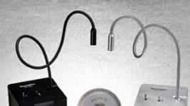 Allnic Speednic Stroboskop-Plattengewicht mit Schwanenhals-LED-Leuchtmittel