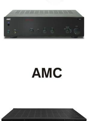 AMC XIA 100 und XIA 150 Vollverstärker