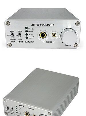 ami Musik DDH-1 Preamp/DAC/Headphone Amp bei Reson Audio
