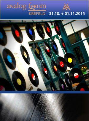 Analogforum 2015: HiFi-Messe der Analogue Audio Association