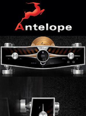 Antelope Audio Rubicon Vorverstärker und D/A-Wandler