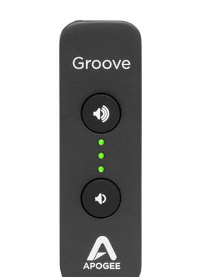 Apogee Groove USB-DAC und Kopfhörerverstärker