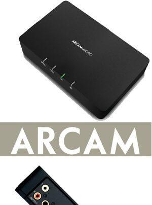 Arcam airDac Airplay-fähiger D/A-Wandler