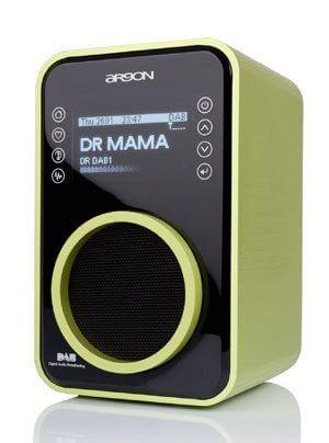 Argon DAB4+ Radio UKW Streaming WLAN UPnP