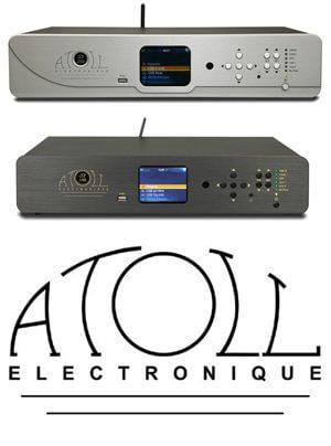 Atoll ST 100 und ST 200 Streamer/Preamp 11-12