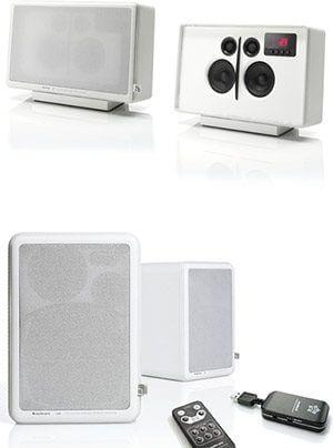 Audio Pro Living-Serie LV1 LV2 LV3 Lautsprecher