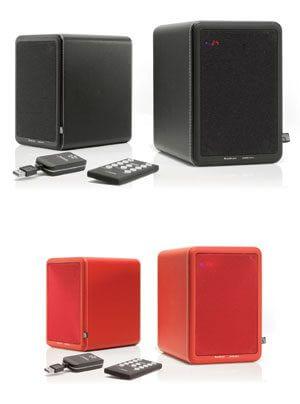 Audio Pro Living LV2 Evolution digitaler, kabelloser Aktivlautsprecher