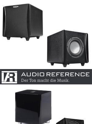Audio Reference Sumiko und Velodyne Rabattaktion