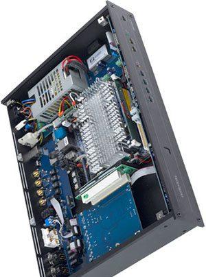 HiFi-Workshops mit Audiodata Audiovolver II 10-11