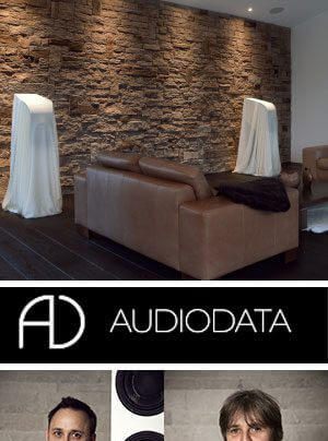 Audiodata Master One Standlautsprecher Premiere