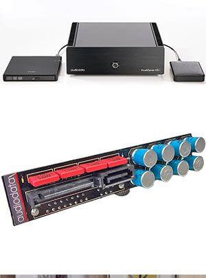 Audiodata neue SATA-Filterplatine für MusikServer MS I
