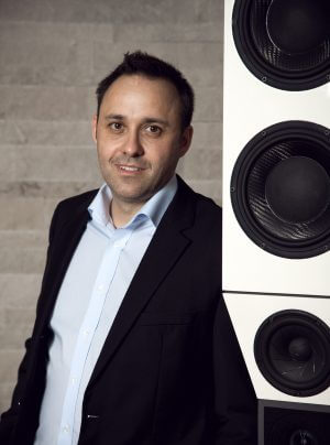 Audiodata Neuausrichtung Geschäftsbereiche Lautsprecher und Digital Installment