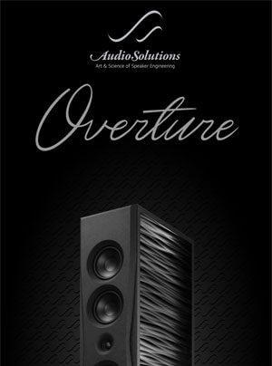 AudioSolutions Overture - neue Lautsprecher aus Litauen