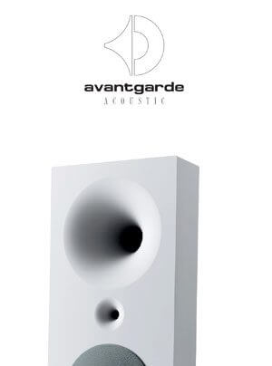 Avantgarde Acoustic Zero 1 Digital-Hornlautsprecher