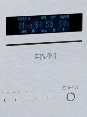 AVM CD8D CD-Laufwerk