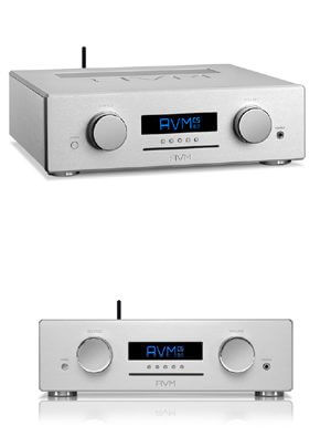 AVM CS 8.2 Streaming-CD-Receiver