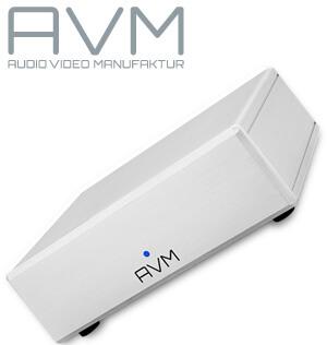 AVM P 1.2 MM/MC-Phonovorverstärker