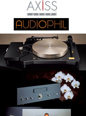 Audiophil | Axiss Europe Veranstaltung zur High End 2013