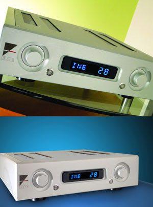 Ayre AX-5 Stereo-Vollverstärker