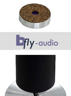 bFly Audio b.DISC PRO Absorberfüße