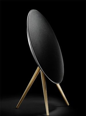 Bang & Olufsen Beoplay A9 Black Edition Streaming-Aktivlautsprecher
