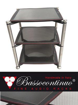 Bassocontinuo Revolution Line 2.0 Racks und Basen