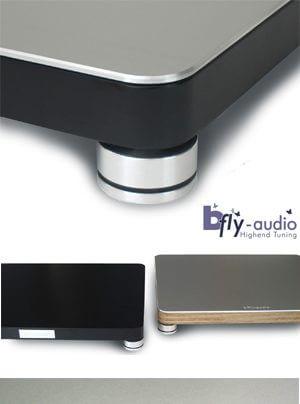 bFly-audio BaseOne und BaseTwo Gerätebasen