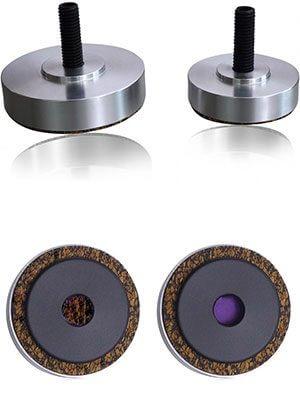 bFly Audio Talis Lautsprecher Entkopplungsfüße