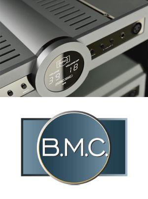 BMC Audio PureDAC Vorstufe/Kopfhörerverstärker/DAC