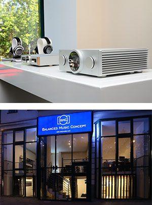 BMC Audio Brandstore Geschäft in Berlin eröffnet 09-16