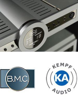 B.M.C. Audio Vertriebsübernahme durch Kempf-Audio