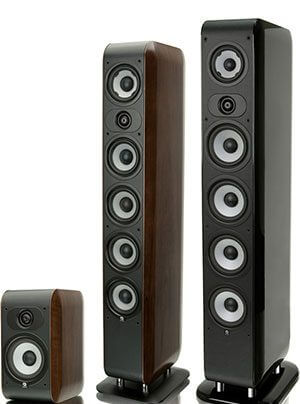 Boston Acoustics M-Serie neue Lautsprecherlinie