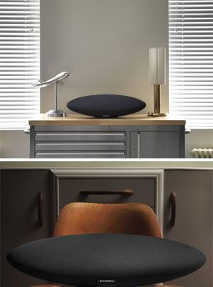 Bowers & Wilkins Zeppelin Wireless Lautsprecher-Dock