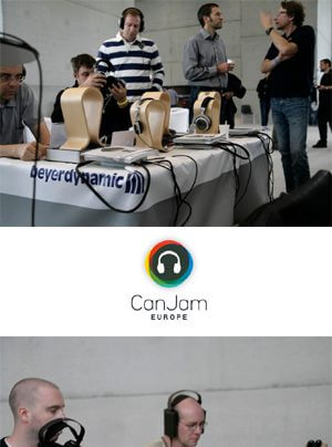 CanJam 2014 Kopfhörermesse in Essen