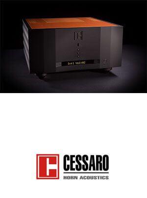 Cessaro Horn Accoustics Vor-Endverstärker-Kombination
