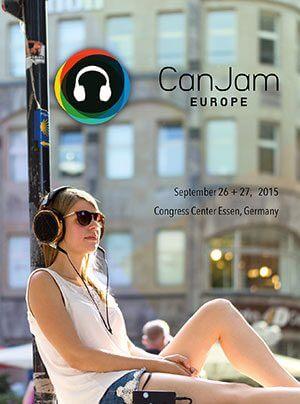 CanJam Europe 2015 Kopfhörermesse