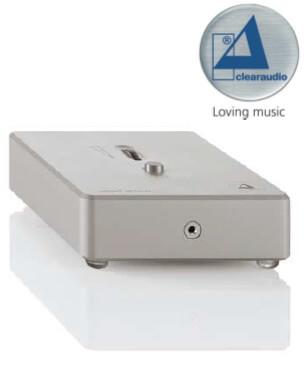 Clearaudio Smart Phono Headphone V2 Phono-Preamp
