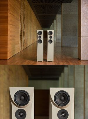 Concrete Audio N1 Standlautsprecher