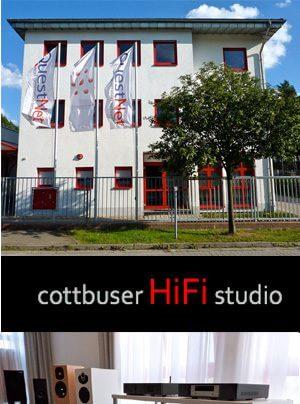 cottbuser HiFi studio