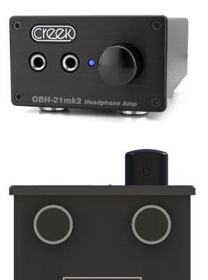 OBH-21 mk2 Vor- und Kopfhörerverstärker