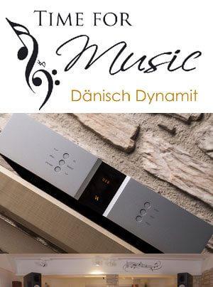 Dänisch Dynamit Präsentation im HiFi Studio B15 mit Komponenten von Vitus Audio und Raidho