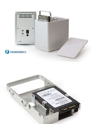 Datawatch Datatale Smart RS-4MT Thunderbolt Raid-System bei Higoto
