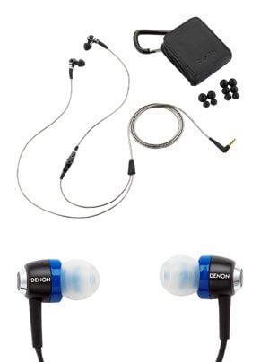 Denon AH-C250 | AH-C101 In-Ear-Kopfhörer