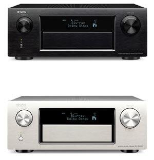 Denon AVR-X5200W und Denon AVR-X4100W