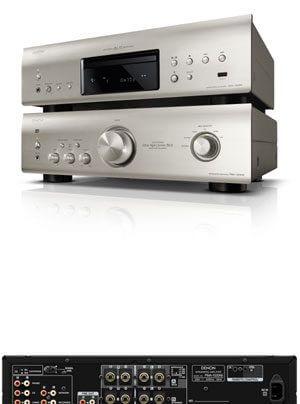 Denon PMA-1520AE Vollverstärker DCD-1520AE CD/SACD-Spieler Duo
