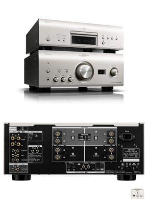 Denon PMA-2500NE Vollverstärker und DCD-2500NE CD-/SACD-Spieler