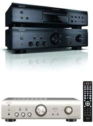 Denon PMA-720AE Vollverstärker DCD-720AE CD-Spieler